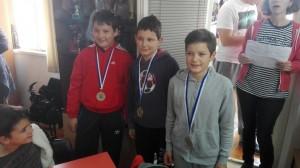 Pobjednici U-12