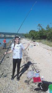 91. Lucija i njene dvije ribe