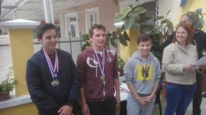 Pobjednici U-16