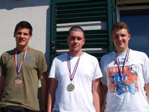 Pobjednici ŠRD Sipa U-21