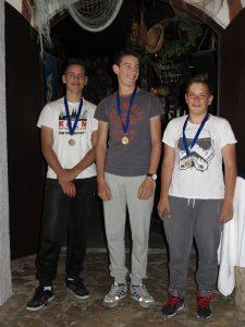 Pobjednici međuopćinskog natjecanja u Viru